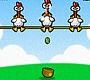 Speel het nieuwe girl spel: Kippen Ei