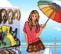 Play the new Girl Flash Game: Seaside Dressup