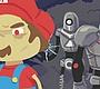 Speel het nieuwe girl spel: Dubbelbot