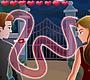 Speel het nieuwe girl spel: Vampier Kussen