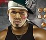 Speel het nieuwe girl spel: 50 Cent Opmaken