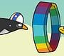 Speel het nieuwe girl spel: Jetstream Penguin