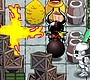 Speel het nieuwe girl spel: Bomber Ridders