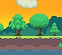 Play the new Girl Flash Game: Tree Panic