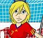 Speel het nieuwe girl spel: Voetbalvrouw Aankleden