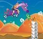 Speel het nieuwe girl spel: Pony Rijden