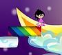 Speel het nieuwe girl spel: Weg naar de Regenboog