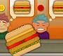 Speel het nieuwe girl spel: Burger Chef