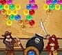 Speel het nieuwe girl spel: Piraten Bubbels