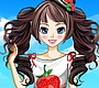Play the new Girl Flash Game: Cute Fruit Doll