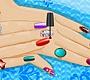 Speel het nieuwe girl spel: Dromerig Mooie Nagels