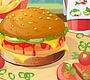 Speel het nieuwe girl spel: Yummy Burger