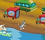 Speel het nieuwe girl spel: Tom & Jerry Oversteken