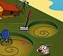 Speel het nieuwe girl spel: Cartoon Minigolf