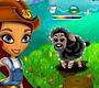 Speel het nieuwe girl spel: Lisa's Boerderij Dieren