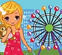 Play the new Girl Flash Game: Ferris Wheel Park Dress Up