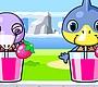 Speel het nieuwe girl spel: Snel Drinken
