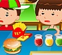 Play the new Girl Flash Game: Fast Food Rush