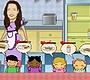 Speel het nieuwe girl spel: Super Moeder Angelina