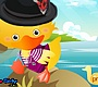 Play the new Girl Flash Game: Lovely Duck Dressup