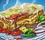 Speel het nieuwe girl spel: Mijn Super Lasagne