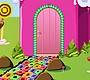 Speel het nieuwe girl spel: Snoep Huis