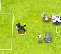 Speel het nieuwe girl spel: Dieren Voetbal