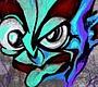 Speel het nieuwe girl spel: Graffiti Muur