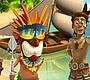 Speel het nieuwe girl spel: Robinson Crusoe 1