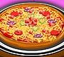 Speel het nieuwe girl spel: Perfecte Pizza Maken