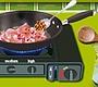 Speel het nieuwe girl spel: Knoflook Peper en Garnalen