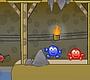 Speel het nieuwe girl spel: Rode en Blauwe Bal 3