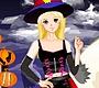 Play the new Girl Flash Game: Funny Halloween Girl