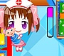 Play the new Girl Flash Game: Rookie Nurse