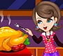 Play the new Girl Flash Game: Happy Thanksgiving Day