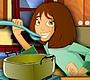 Speel het nieuwe girl spel: Ayla Kookt - Thanksgiving Menu