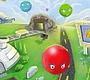 Speel het nieuwe girl spel: Ballonnen Stad