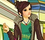 Play the new Girl Flash Game: Happy Girl in her Villa