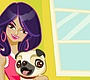 Speel het nieuwe girl spel: Mopshond Verzorgen