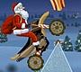 Speel het nieuwe girl spel: Kerstman Motor 1