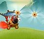 Speel het nieuwe girl spel: Vuurwerk Kart Racing