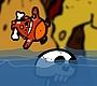 Speel het nieuwe girl spel: Tribal Jump