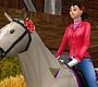 Speel het nieuwe girl spel: Horse Eventing 2
