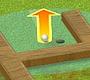 Speel het nieuwe girl spel: Eagle Minigolf