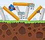 Speel het nieuwe girl spel: Kippenhok Slopen 1