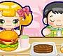 Speel het nieuwe girl spel: Cute Burger