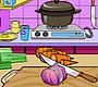 Speel het nieuwe girl spel: Braadpan Kip