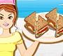 Speel het nieuwe girl spel: Gerookte Zalm Sandwiches