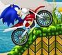 Speel het nieuwe girl spel: Sonic Ride