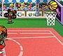 Speel het nieuwe girl spel: Basketball Shotball